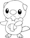 Coloriages Pokemon Coloriage 501-520