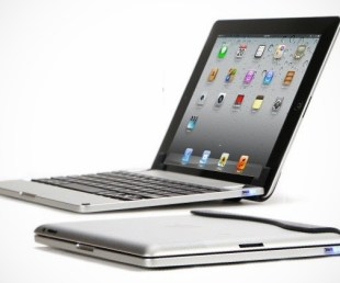 Brydge Turns Your iPad Into a Laptop
