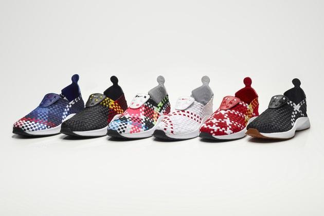 Nike 'Air Woven' Euro 2012 Pack (1)