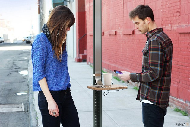 Street Charge Gadget Recharging System (1)
