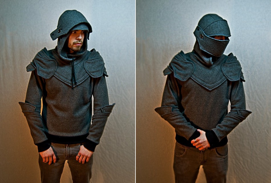 Knight Armored Hoodie (1)