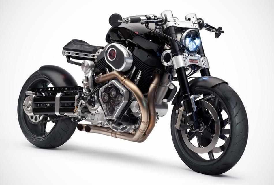 Confederate X132 Hellcat Motorcycle (1)