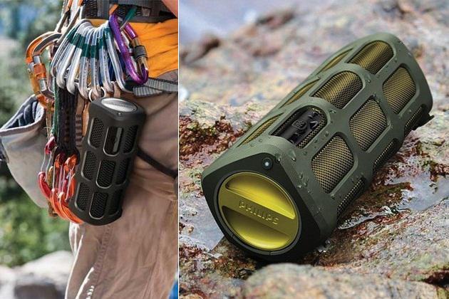 Philips Shoqbox Portable Bluetooth Speaker