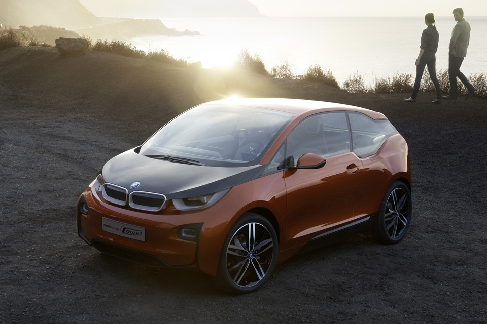 2013 BMW i3 Coupe Concept (4)