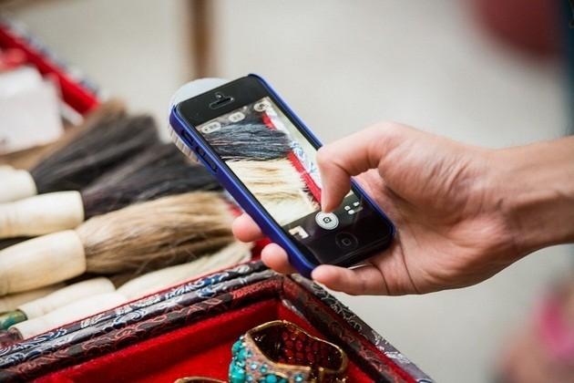 Holga Multi-Filter iPhone 5 Case (2)