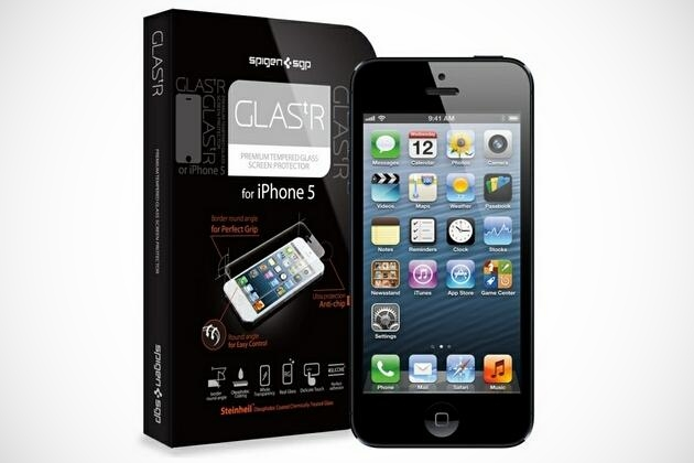 iPhone 5 Screen Protector Glass