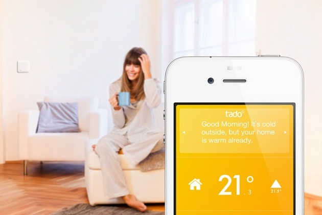 Tado° iPhone Controlled Home Energy Management (1)