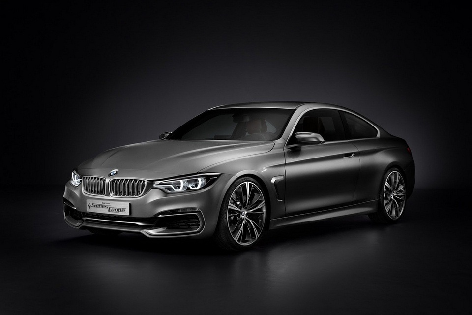 BMW 4-Series Coupe Concept (1)