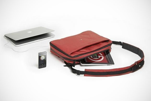 Phorce - The World's First Smart Bag