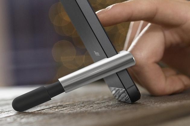 Stilt Stylus with iPhone Stand