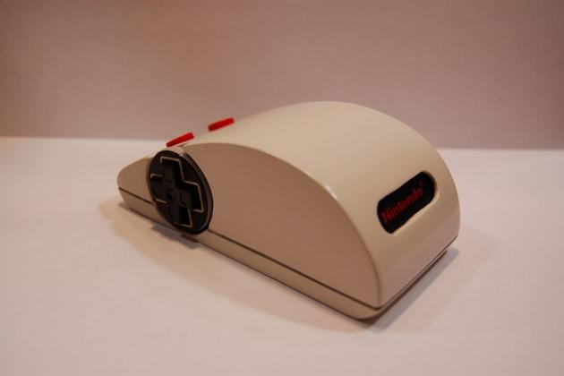 Wireless Mouse in Nes Gamepad 3