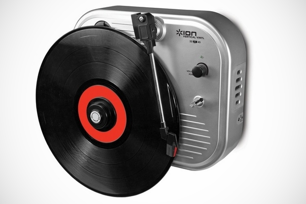 Ion IT27 Vertical Turntable