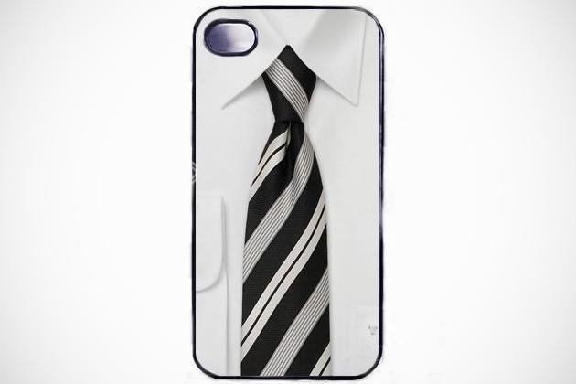 Men's Tie iPhone 5 case
