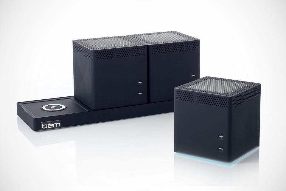Trio Wireless Speaker System