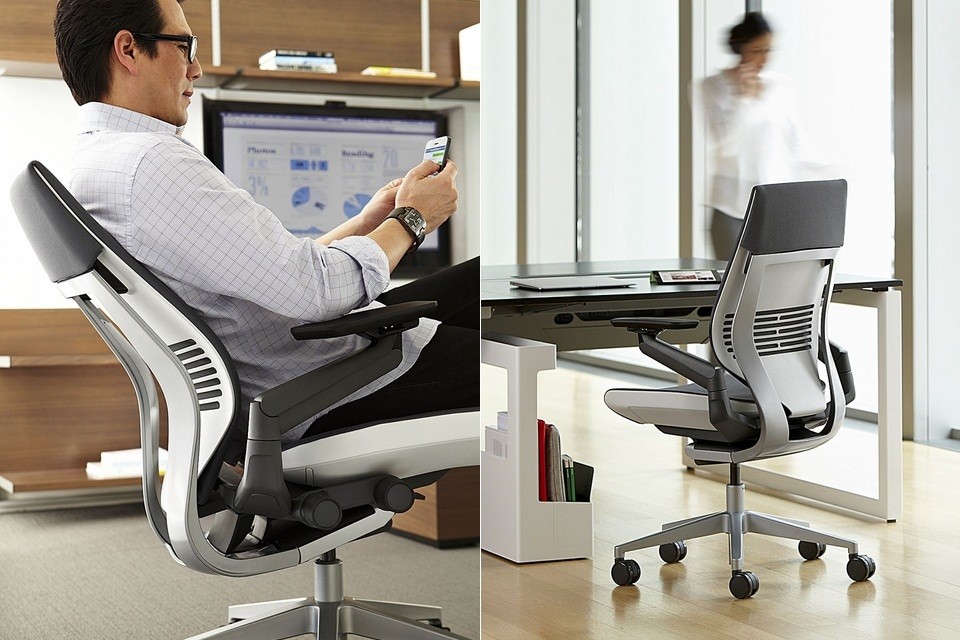steelcase gesture chair swivel loose the bonjourlife