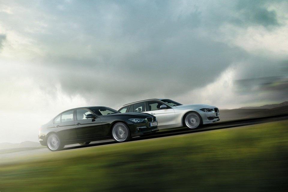 2014 BMW Alpina D3 Bi-Turbo (1)