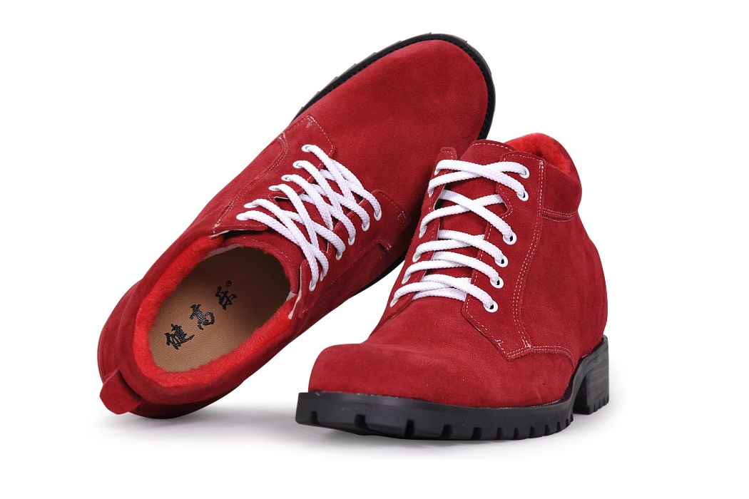 Clyne boots (Red) (3)