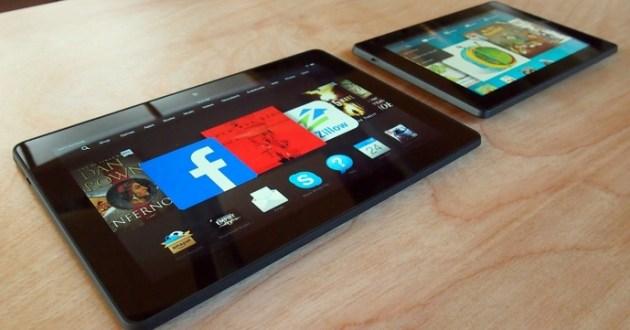 Kindle Fire HDX Tablet (6)