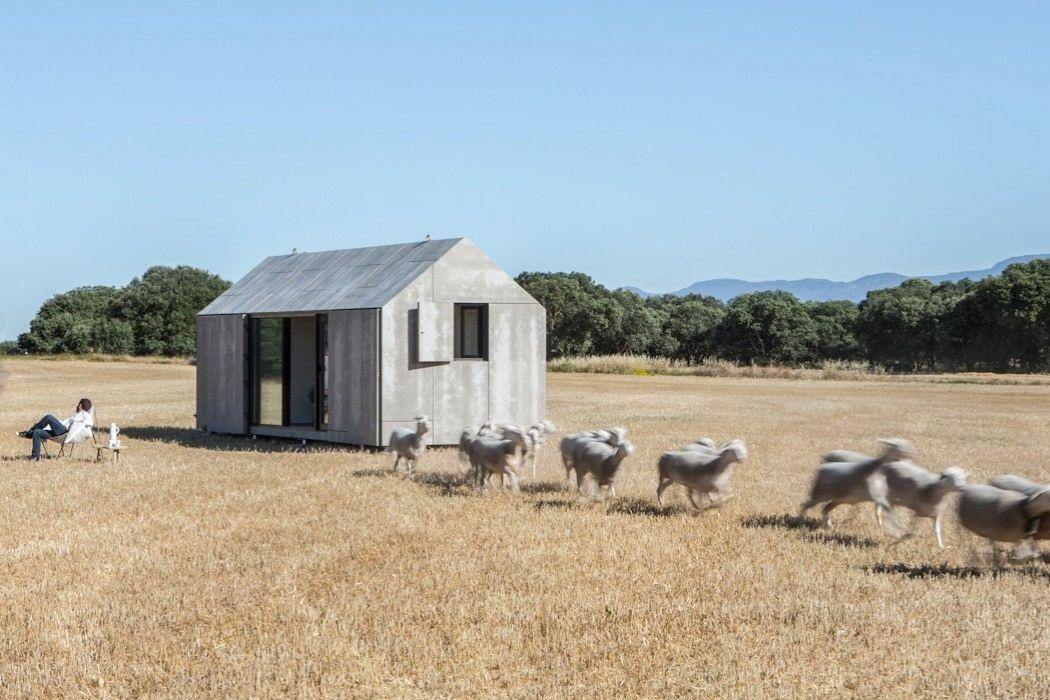 Little Concrete House on the Prairie (3)