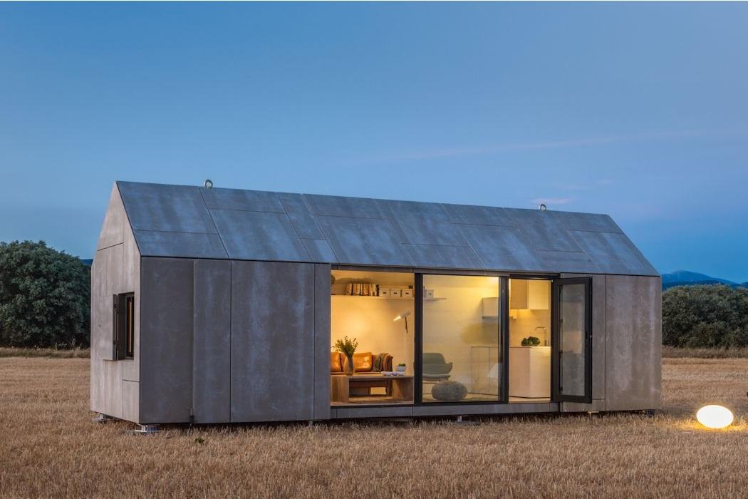 Little Concrete House on the Prairie (2)