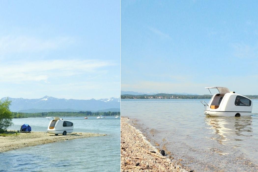Sealander Amphibious Camping Trailer (2)