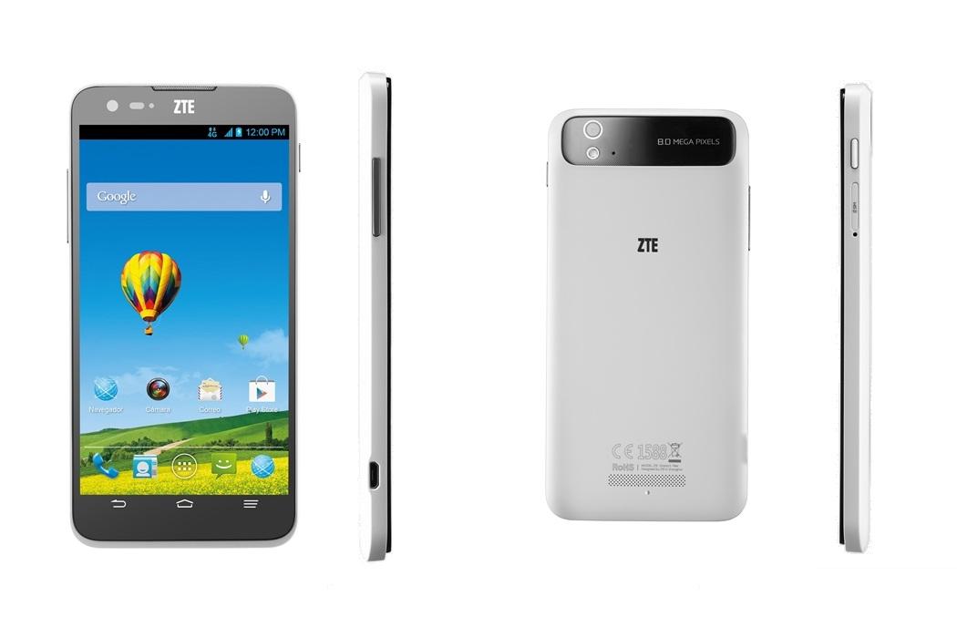 ZTE Grand S Flex Android Phone