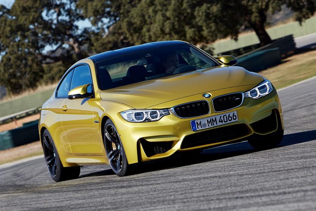 2015 BMW M4 (1)
