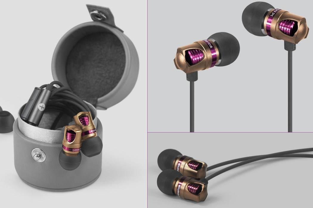 America Spark in-Ear Headphones (3)