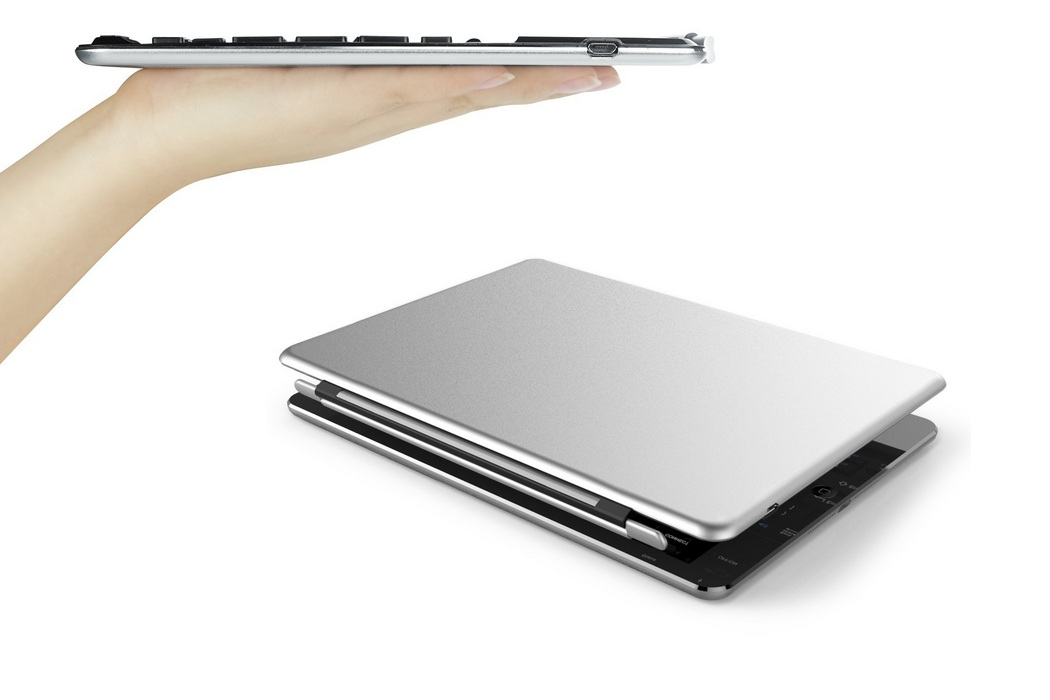 Bluetooth Wireless Aluminum Keyboard (2)