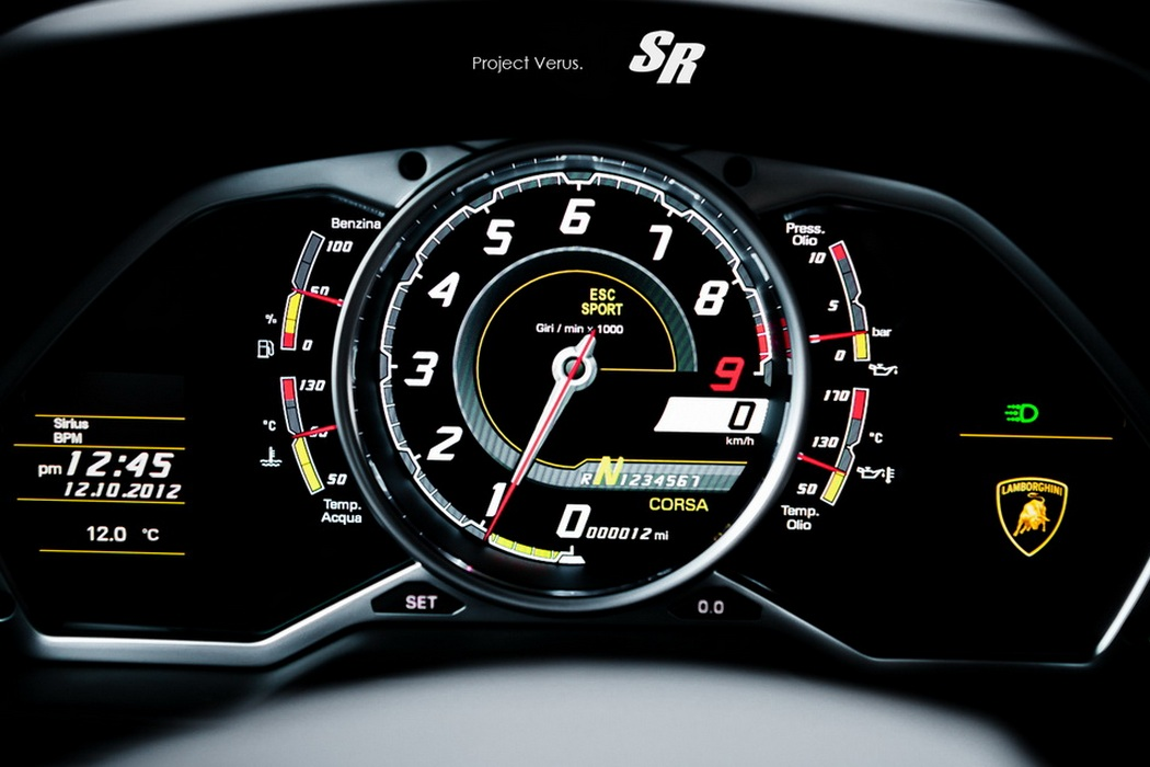 Lamborghini Aventador By SR Auto Group (2)