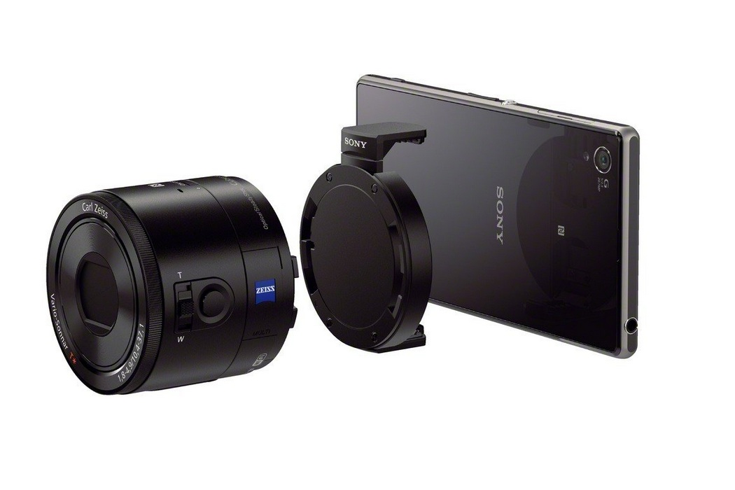 Sony Smartphone Attachable Lens-Style Camera (1)