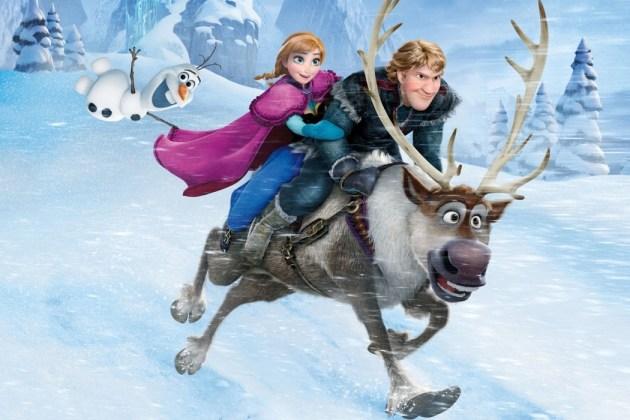 Best Movies of 2013.Frozen