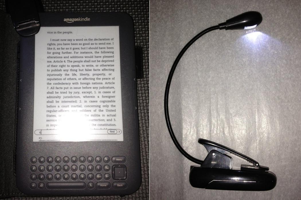 LED Book Light (2)