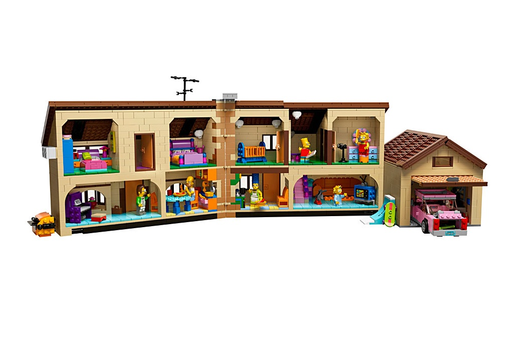 Lego The Simpsons (2)
