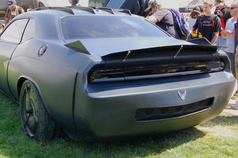 Dodge Challenger Vapor For U.S. Air Force (8)