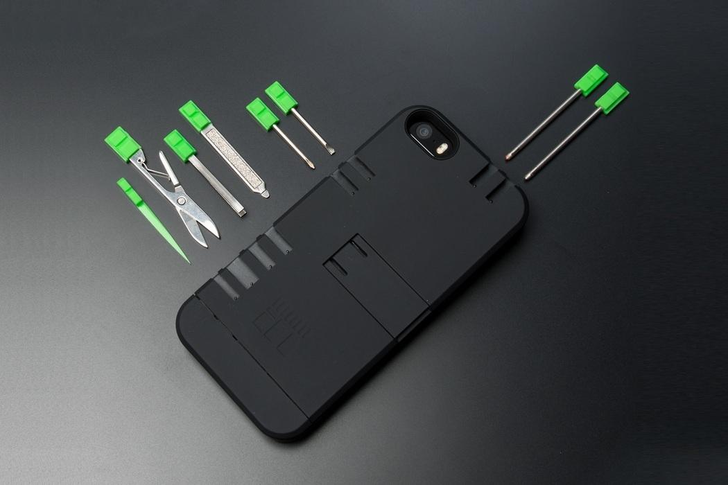 In1 Multi-Tool Utility Phone Case