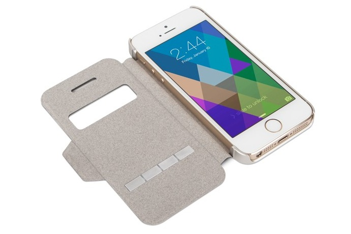 Moshi SenseCover Case Dont Touch The Screen