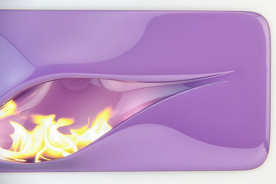 Mvtikka An ultramodern Contemporary Fireplace Design