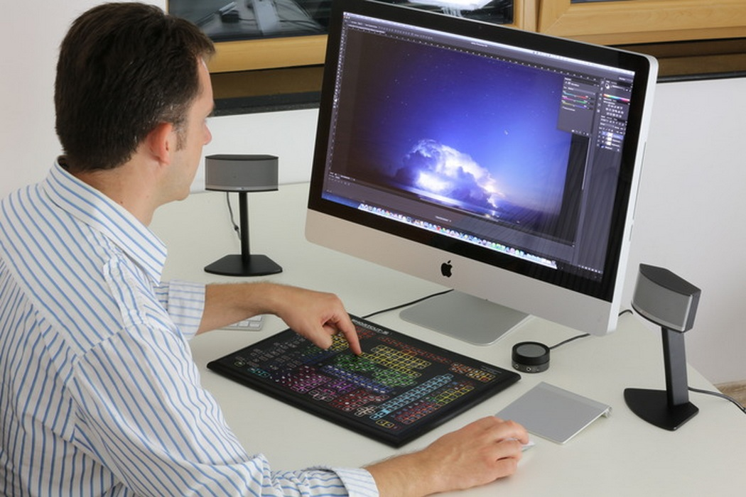 Shortcut-S Photoshop Keyboard