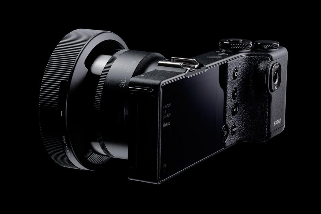 Sigma dp2 Quattro Compact Camera