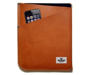 Bukcase Cote – iPhone iPad Leather Sleeve