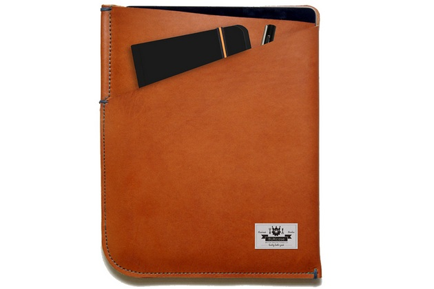 Bukcase Cote – iPhone iPad Leather Sleeve