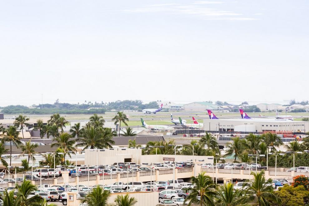 Hawaiian Airlines Headquarters