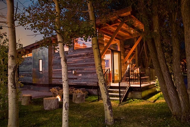 Wheelhaus Mobile Luxury Cabin