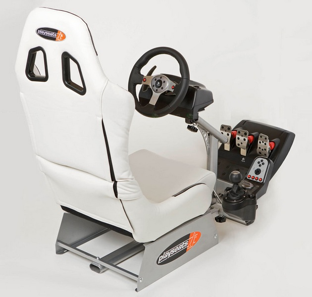 Playseat Evolution Gaming Seat Be The Driver Or Become The Pilot (1)