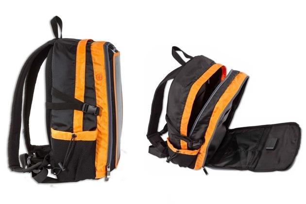 USB Solar Charging Backpack (5)