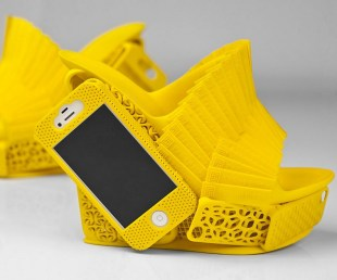 iPhone Mashup Shoe