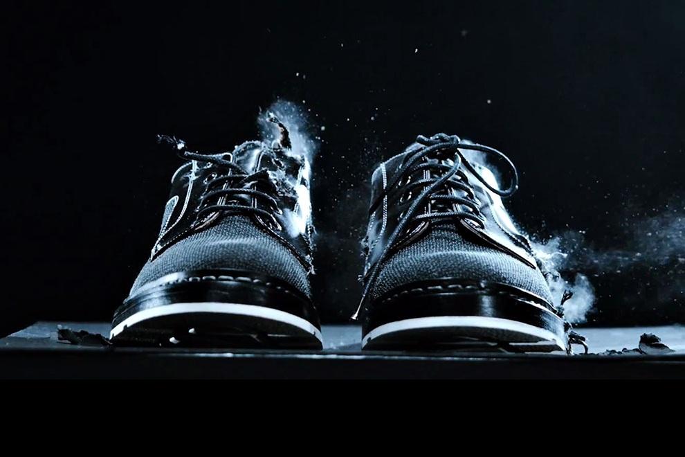 Bullerproof Kevlar Radial Low Shoes by OAMC