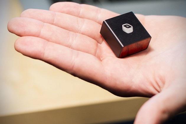 MBLOK A Tiny Wireless Cube With 256 GB Storage