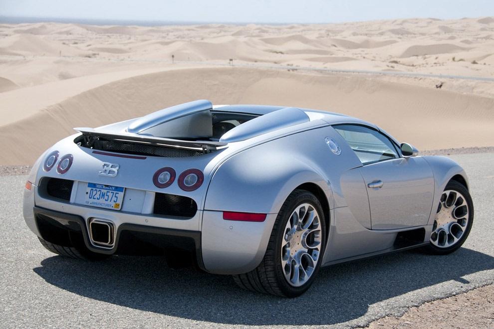 Bugatti Veyron 16.4 Grand Sport Vitesse 1 Of 1 (9)